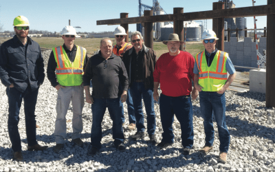 Overpass Project Falling into Place