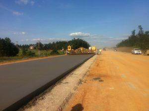 67 South paving