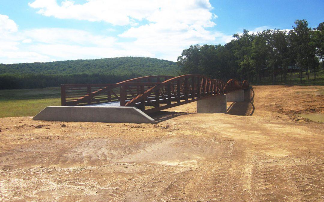 Eagle Sky Pedestrian Bridge
