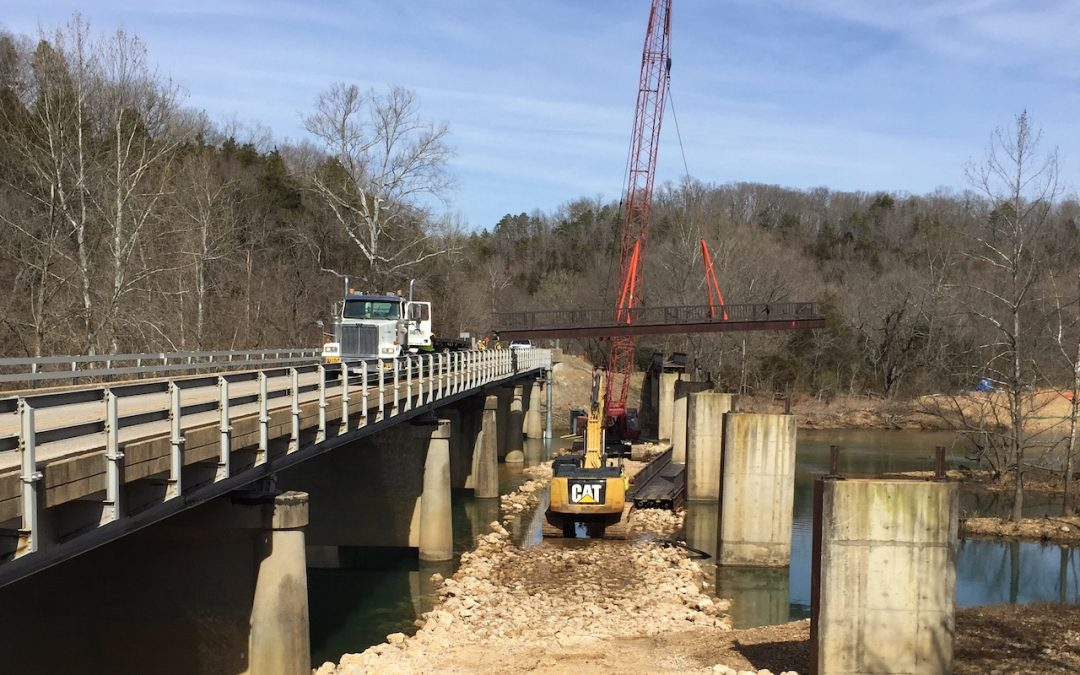 Big Spring and Alley Spring Bridge Project