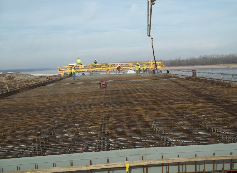 New Bourbon Regional Port Authority