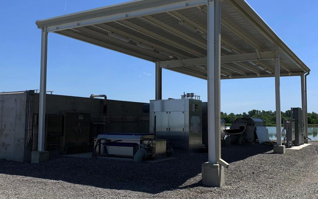 Chaffee Waste Water Project